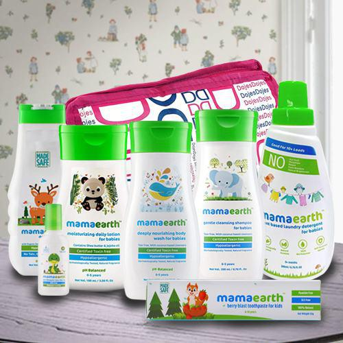 Amazing Mama Earths Kids Care Gift Hamper