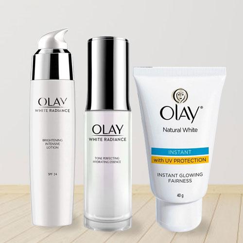 Exclusive Olay Fairness Cream Gift Hamper