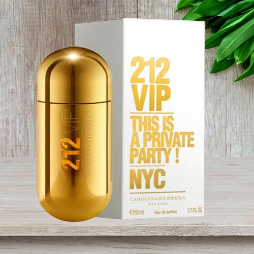 Exclusive Carolina Herrera 212 VIP Eau De Perfume for Ladies