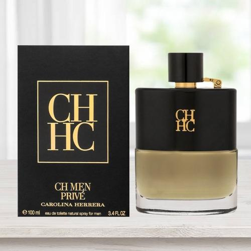 Aromatic Carolina Herrera CHT Prive Eau de Toilette for Gents