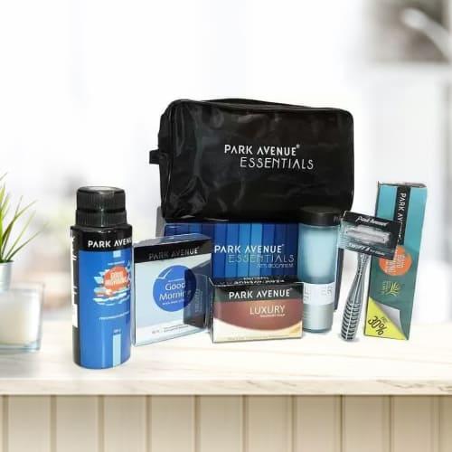 Exclusive Park Avenue Mens Essential Kit