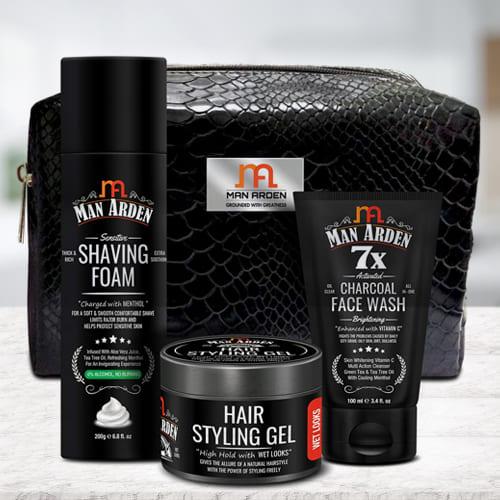 Feel Better Mens Grooming Kit from Man Arden