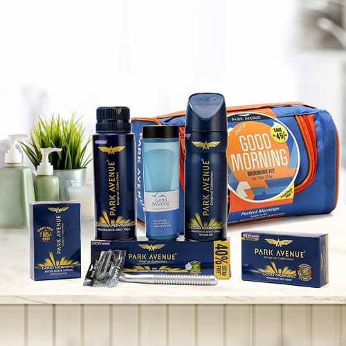 Feel Better Park Avenue Mens Grooming Kit