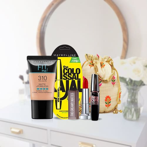 Beautifying Maybelline New York Day Night Makeup Kit