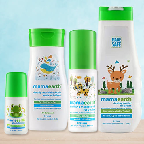 Exclusive Mamaearth Baby Care Hamper