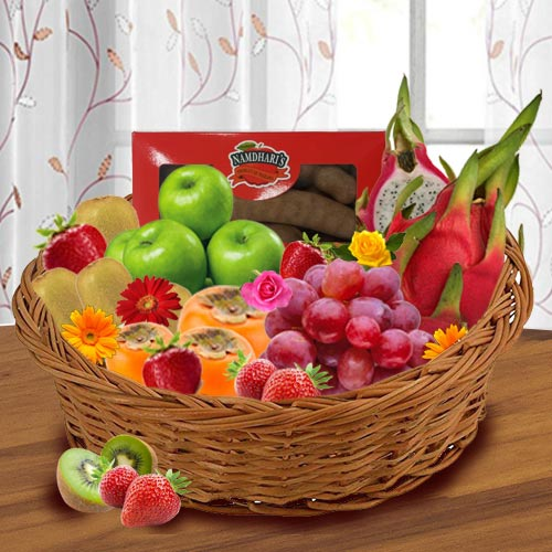 Imported Fruits Basket (5 kgs)