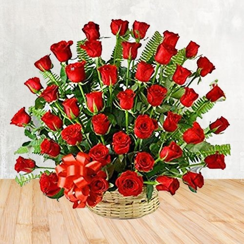 Attractive Gift Basket for Mother