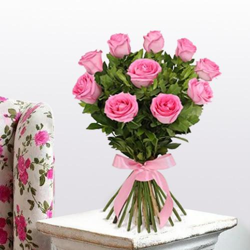 Fondest Affection Rose Bouquet