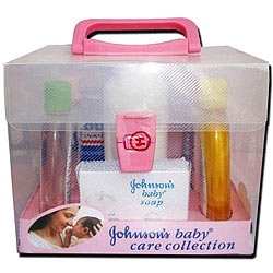 Exquisite Johnson and Johnson Baby Gift Set