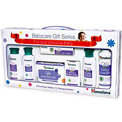 Exquisite Babycare Gift Pack from Himalaya