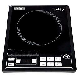 Comfortable Usha C2102P Induction Cook Top