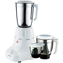 Stylish Bajaj Mixer Grinder with 1 L. Stainless Steel Jar