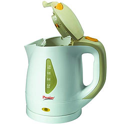 Exquisite 1200W Prestige Electric Kettle with 1.7 Ltr.