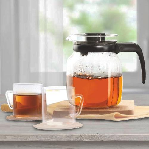 Outstanding Borosil Tea Set