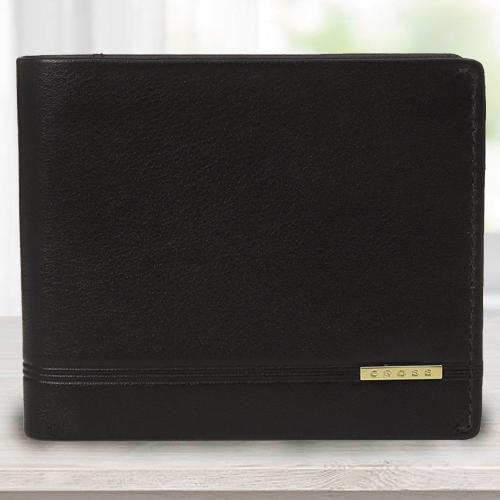 Marvelous Oak Brown Leather Wallet for Men