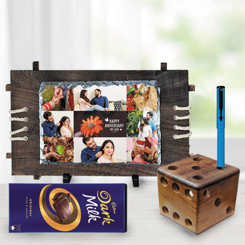 Exclusive Personalized Gift Combo for Dad