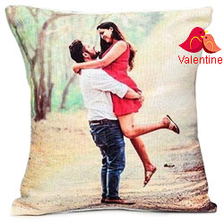 Attractive Personalised Cushion Cover