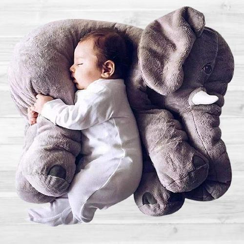 Exclusive Baby Elephant Pillow