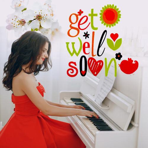 Musical Get Well Soon Wish By Keyword Artist