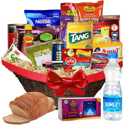 Exclusive Breakfast Assortments Hamper