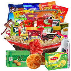 Innovative Perfect Morning Breakfast Hamper