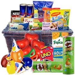 Sweet Gourmet Deluxe Basket