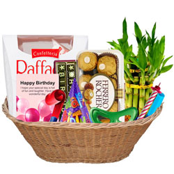 Exciting Birthday Special Gift Hamper<br>