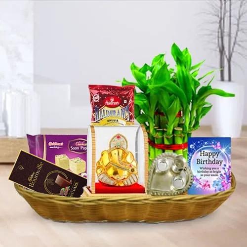 Mixed Assortments Birthday Basket