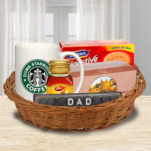 Unique Masala Tea Gift Hamper for your Dad