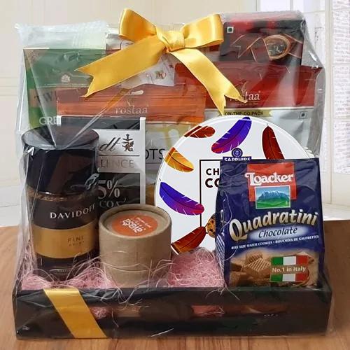 Exclusive Gourmet Gift Basket