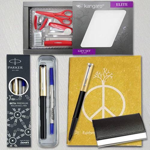Marvelous Parker Pen n Desktop Accessories