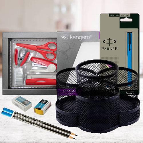 Exclusive Desktop Organizer Gift Set