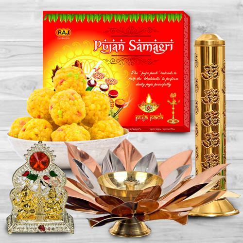 Exclusive Puja Gift Hamper