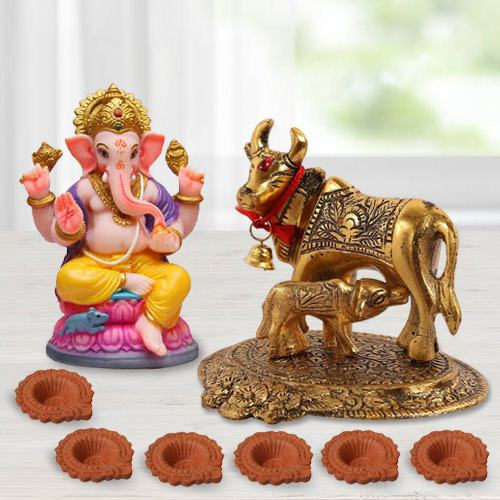Auspicious Pooja Gift Combo