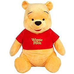 Cuddly Winnie the Pooh Soft Toy
