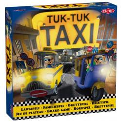 Exclusive Tuk Tuk Taxi Toy Set
