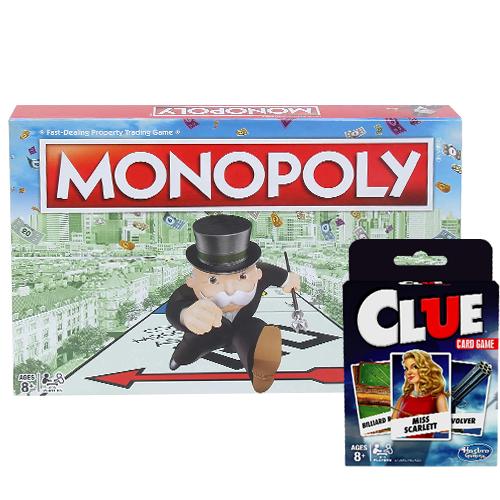 Amazing Funskool Monopoly E-Banking N Mattel Scrabble Dash Game