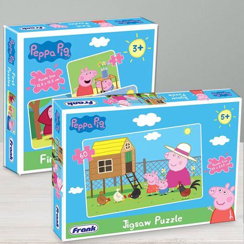 Wonderful Frank Puzzle Set