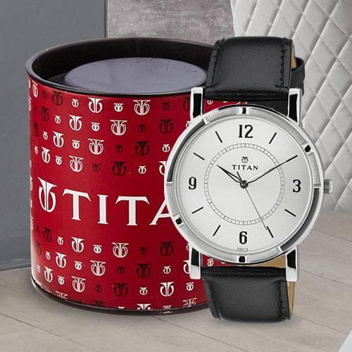 Exclusive Titan Analog Mens Watch