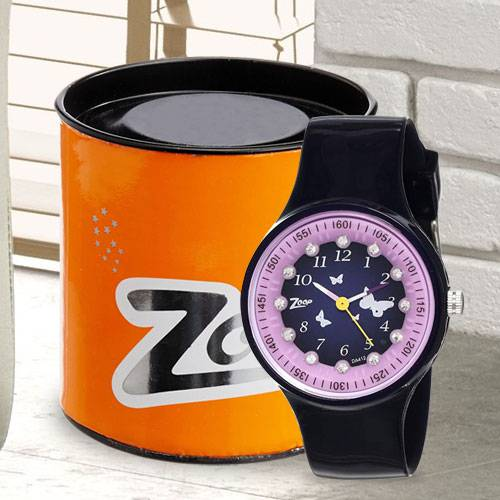 Marvelous Zoop Analog Childrens Watch