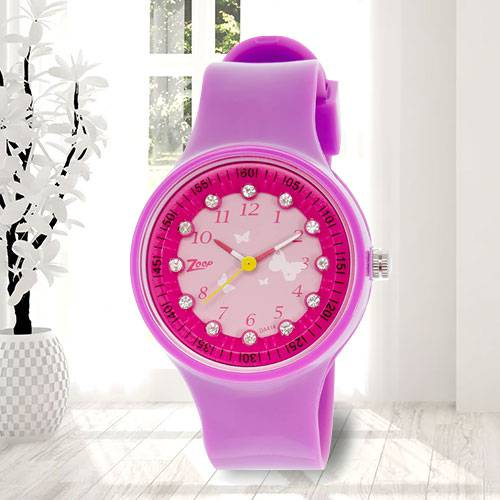 Amazing Zoop Analog Childrens Watch